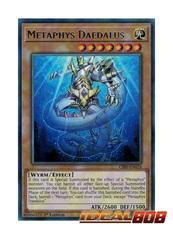 Metaphys Daedalus - CIBR-EN024 - Rare - 1st Edition