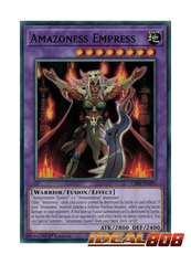 Amazoness Empress - CIBR-EN095 - Common - 1st Edition