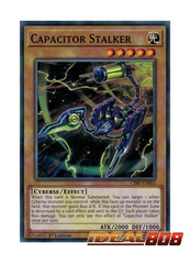 Capacitor Stalker - CIBR-EN002 - Common - 1st Edition