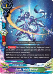 Rook: Viola Sword [S-CBT02/0034EN R (FOIL)] English