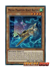 Mecha Phantom Beast Raiten - CIBR-EN030 - Common - 1st Edition