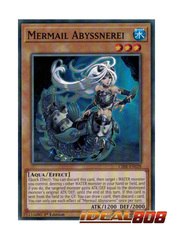 Mermail Abyssnerei - CIBR-EN028 - Common - 1st Edition