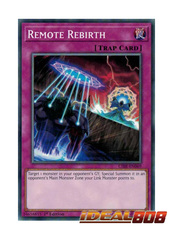 Remote Rebirth - CIBR-EN069 - Common - 1st Edition