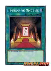 Temple of the Mind's Eye - CIBR-EN064 - Common - 1st Edition