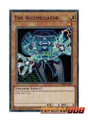 The Accumulator - CIBR-EN031 - Common - 1st Edition