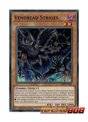 Vendread Striges - CIBR-EN083 - Common - 1st Edition