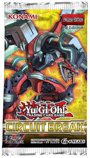 Circuit Break (1st Edition) Booster Pack