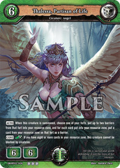 Thalessa, Partisan of Life (Regular) [DB-BT02/028 R (OOO)] English