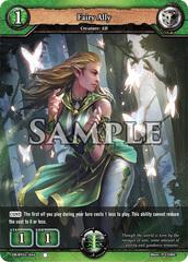 Fairy Ally (Foil) [DB-BT02/044 C (O)] English