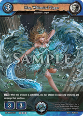 Mea, Whimsical Caper (Foil) [DB-BT02/055 R (OOO)] English