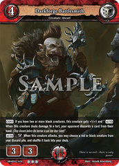 Darkforge Battlesmith (Foil) [DB-BT02/078 R (OOO)] English