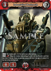 Industrialized Battlesmith (Regular) [DB-BT02/089 C (O)] English