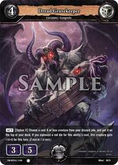 Dread Gravekeeper (Regular) [DB-BT02/109 C (O)] English