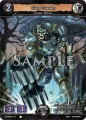 Risen Crusader (Foil) [DB-BT02/115 C (O)] English