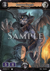 Ravenous Gargoyle (Regular) [DB-BT02/111 C (O)] English