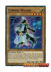 Cyberse Wizard - SDCL-EN009 - Common - 1st Edition