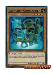 Launcher Commander - SDCL-EN012 - Common - 1st Edition