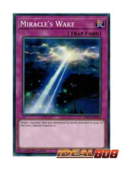 Miracle's Wake - SDCL-EN033 - Common - 1st Edition