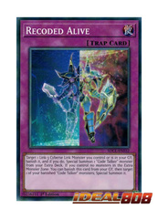Recoded Alive - SDCL-EN032 - Common - 1st Edition