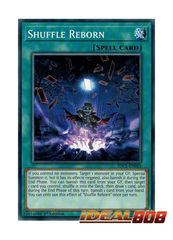Shuffle Reborn - SDCL-EN025 - Common - 1st Edition