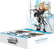 Sword Art Online -Ordinal Scale- | 劇場版 ソードアート・オンライン -オーディナル・スケール- (Japanese) Weiss Schwarz Booster Box
