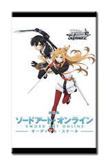 Sword Art Online -Ordinal Scale- | 劇場版 ソードアート・オンライン -オーディナル・スケール- (Japanese) Weiss Schwarz Booster Pack