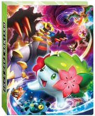Import Pokemon Shaymin& Giratine 4-Pocket Album