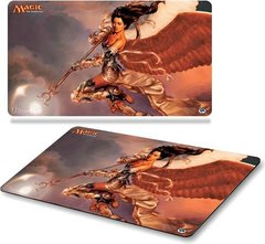 Magic the Gathering Avacyn Restored Playmat - Bruna, Light of Alabaster