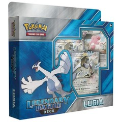 Legendary Battle Deck - Lugia EX