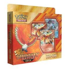 Legendary Battle Deck - Ho-Oh EX