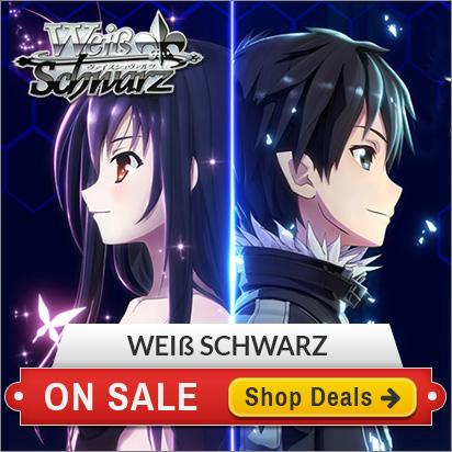 Shop Weiss Schwarz Specials
