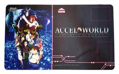 Weiss Schwarz AW/S43 Accel World Infinite Burst Case Promo Playmat