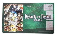 Weiss Schwarz Attack on Titan Vol.2 Case Promo Playmat