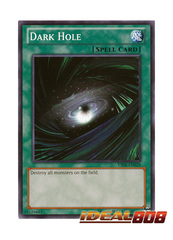 Dark Hole - YSKR-EN028 - Common - Unlimited Edition