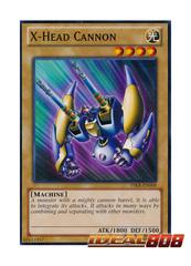 X-Head Cannon - YSKR-EN008 - Common - Unlimited Edition