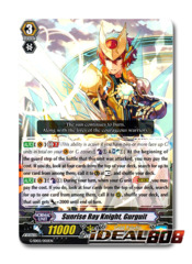 Sunrise Ray Knight, Gurguit - G-SD02/002EN - (common ver.)