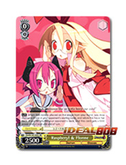 Raspberyl & Flonne [DG/EN-S03-E002R RRR (FOIL)] English