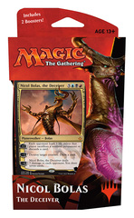 Hour of Devastation (HOU) Planeswalker Deck [Nicol Bolas, The Deceiver]