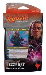 Aether Revolt (AER) Planeswalker Deck [Tezzeret, Master of Metal]
