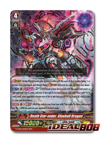 Death Star-vader, Glueball Dragon - G-CB06/S03EN - SP