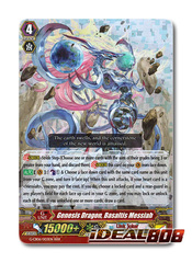 Genesis Dragon, Basaltis Messiah - G-CB06/003EN - RRR