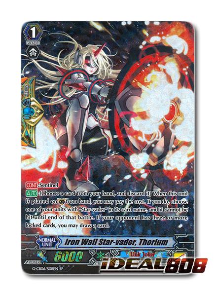 Iron Wall Star-vader, Thorium - G-CB06/S08EN - SP