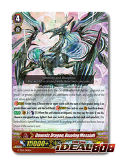 Genesis Dragon, Bearing Messiah - G-TD15/001EN - RRR (Foil)