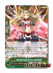 Light that Seals the Tear, Lady Healer - G-TD15/002EN - TD (Common)