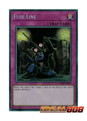 Fuse Line - CIBR-EN078 - Secret Rare - Unlimited Edition