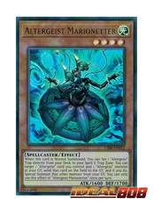 Altergeist Marionetter - CIBR-EN012 - Ultra Rare - Unlimited Edition