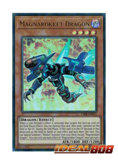 Magnarokket Dragon - CIBR-EN011 - Ultra Rare - Unlimited Edition