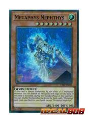 Metaphys Nephthys - CIBR-EN025 - Super Rare - Unlimited Edition