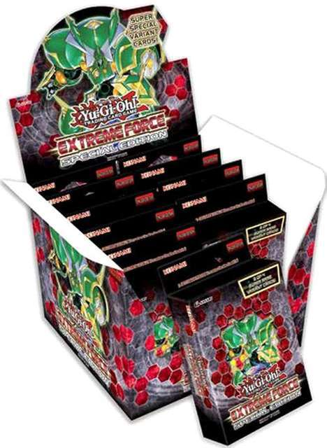 Extreme Force Special Edition Display Box (10 SE Packs)