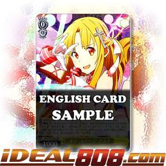 On Stage, Asuna [SAO/S51-E001 RR (Mosaic Gloss)] English